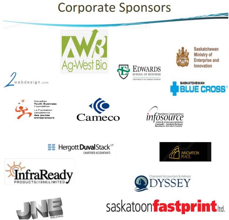 2012 Corporate Sponsors