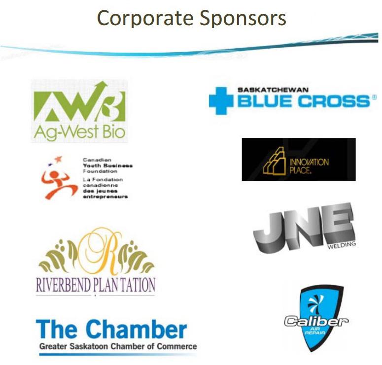 2013 corporate sponsors