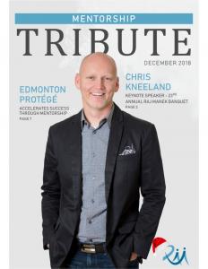 Mentorship Tribute December 2018