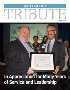 Mentorship Tribute June 2017