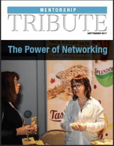 Mentorship Tribute September 2017
