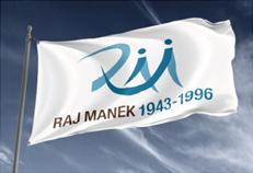 Raj Manek Flag